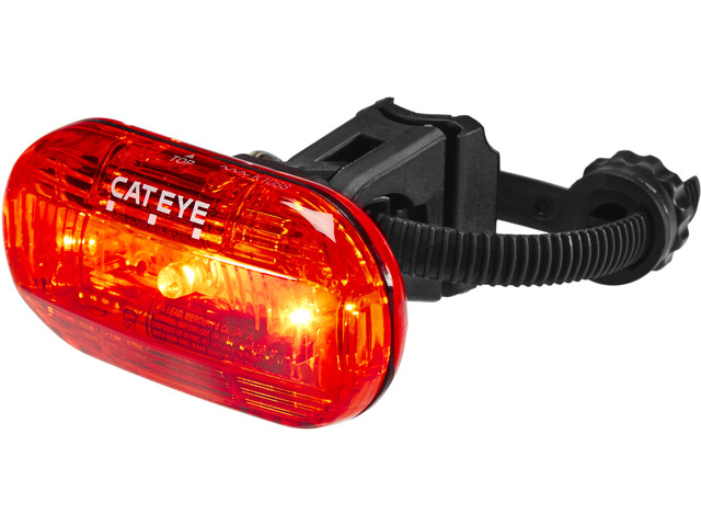 CatEye TL-LD135G Lamp, black/red